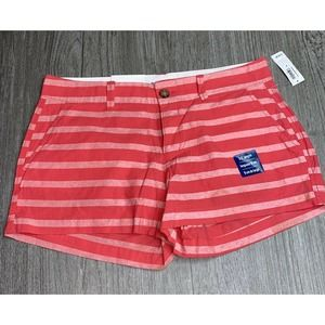 COPY - NEW OLD NAVY Striped Pink Shorts SUMMER SH…